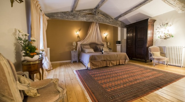 Chateau de Lantic - Junior Suite