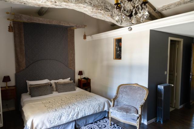 Room in the Château de Lantic