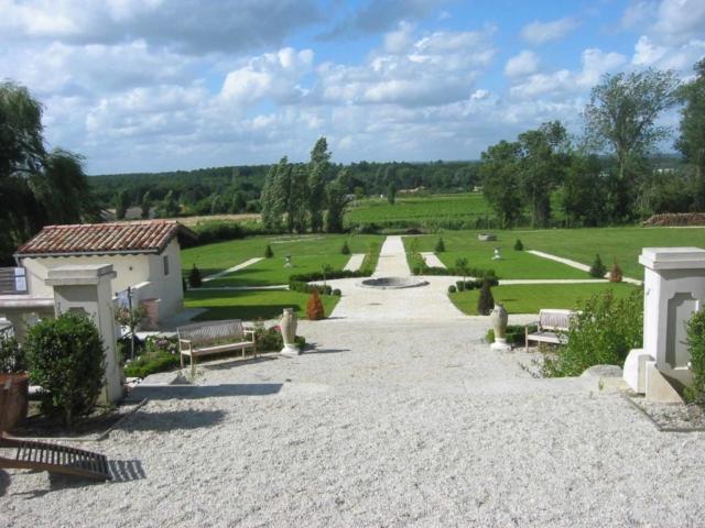 Jardins du Château de Lantic