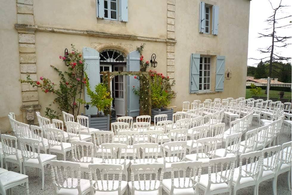 Dîtes oui au Château de Lantic pour votre mariage